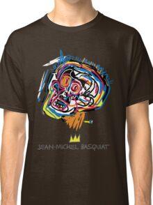 Jean Michel Basquiat Head Classic T-Shirt