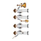 The 8-Bitles by bd0m