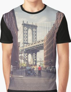 Another Day In Dumbo Graphic T-Shirt