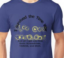 Time War Survivor Unisex T-Shirt