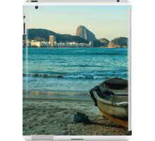 Ipanema Boat iPad Case/Skin