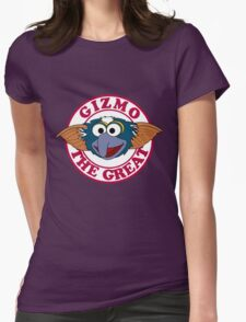Gizmo the Great Womens Fitted T-Shirt