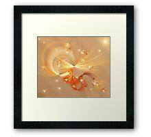 fairies magic Framed Print