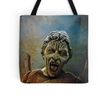 The Lonely assassin or weeping Angel Tote Bag