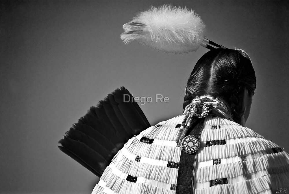 Back Feather by Diego Re