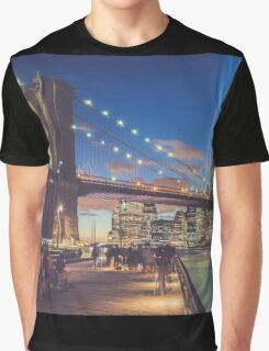 Trubute in Lights Graphic T-Shirt