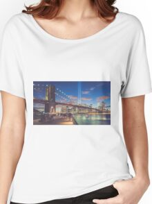 Trubute in Lights Women's Relaxed Fit T-Shirt