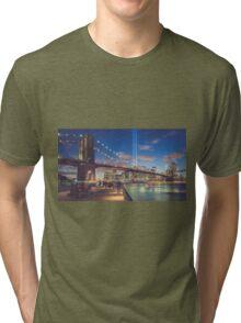 Trubute in Lights Tri-blend T-Shirt