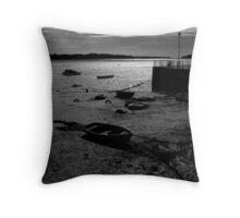 Dundrum Bay #1 Throw Pillow