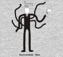 Surrender Man by Peytonw93