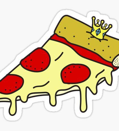 Just Pizza Queen ♥ Sassy/Trendy/Hipster/Tumblr Meme Sticker