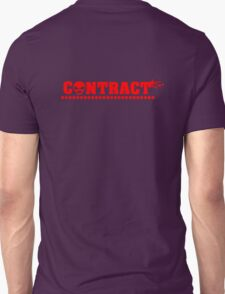 Contract Design - Red T-Shirt