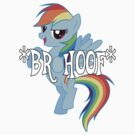 Rainbow Dash *BROHOOF* by Pegasi Designs