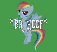 Rainbow Dash *BROHOOF* Kids Clothes