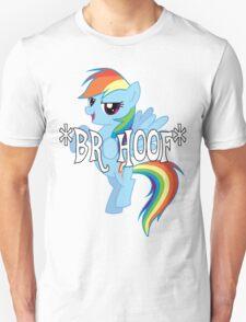 Rainbow Dash *BROHOOF* Unisex T-Shirt