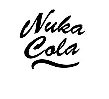 Fallout 4 Nuka Cola by LightPopArt