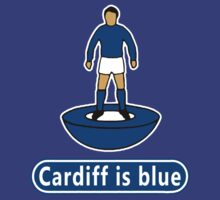 Cardiff Is Blue by confusion