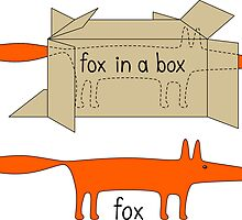 Fox in a Box by Anny Arden