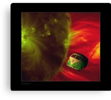 Transit of Venus Canvas Print