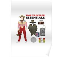 Back to the Future : Time Traveler Essentials 1885 Poster