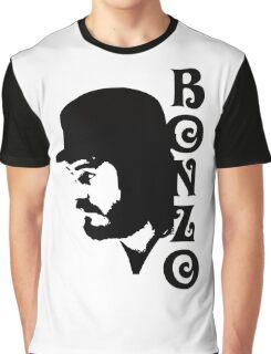 SOLID BLACK BONZO Graphic T-Shirt