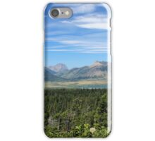 The Mountains Of Alberta iPhone Case/Skin