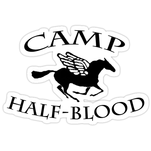Camp Half-Blood Tee by CaptainFlowers5
