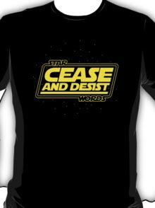 Imperial Warning T-Shirt