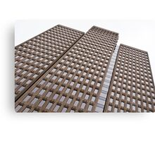 Office building. Canvas Print