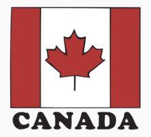 Canada Flag T-Shirt Canadian Flag T-Shirt T-Shirt