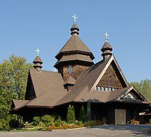 St. Mary's Ukrainian Catholic Church, Niagara by JamesTH