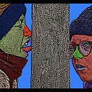 A Christmas Story tounge Culture Cloth Zinc Collection by CultureCloth