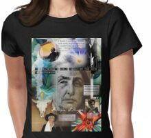 o'keeffe Womens Fitted T-Shirt