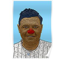Babe Ruth Culture Cloth Zinc Collection Poster