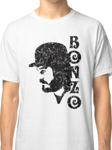 DISTRESSED BLACK BONZO Classic T-Shirt