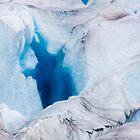 Ice Cave by Fredda Gordon