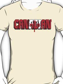 Canadian T-Shirt T-Shirt