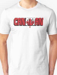 Canadian T-Shirt Unisex T-Shirt