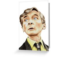 Carry on Kenneth Greeting Card