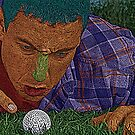 Happy Gilmore Adam Sandler Culture Cloth Zinc Collection by CultureCloth