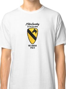 1st air cavalry division, vietnam 1969... (black) Classic T-Shirt