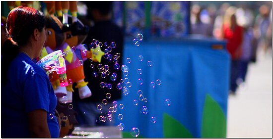 Bubblegun by Chet  King