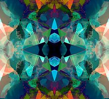 Inkblot Imagination by Phil Perkins