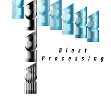 blast processing by fork-bomb