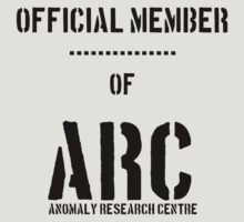 Official Member of ARC by CaptainFlowers5