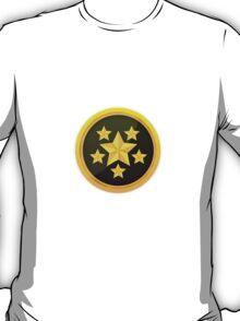 Call Of Duty  5STR Emblem T-Shirt T-Shirt
