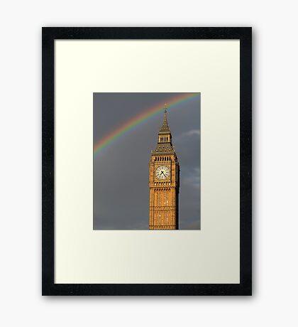 Big Ben 2 Framed Print