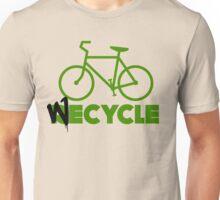 We Cycle Unisex T-Shirt