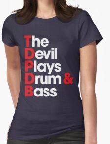 The Devil Plays Drum & Bass T-Shirt