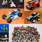 Minifigures / Vehicles  by Curtis Cunningham